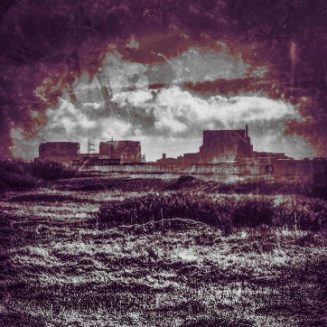 """""""Dungeness Power Station"""" Photograph by Louise Garman Manchester Artist"""
