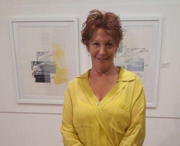 Louise Garman at The Flourish Award 2020